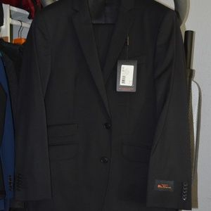 Ben Sherman slim/skinny 2-piece suit BNWT black